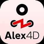 icon alex 4D