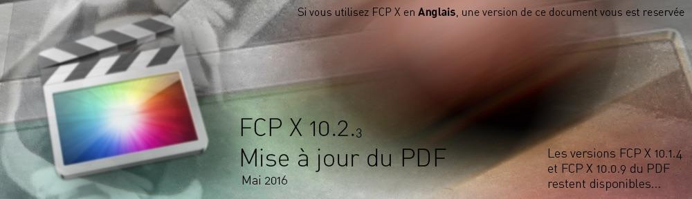 Dans les baskets de FCP X