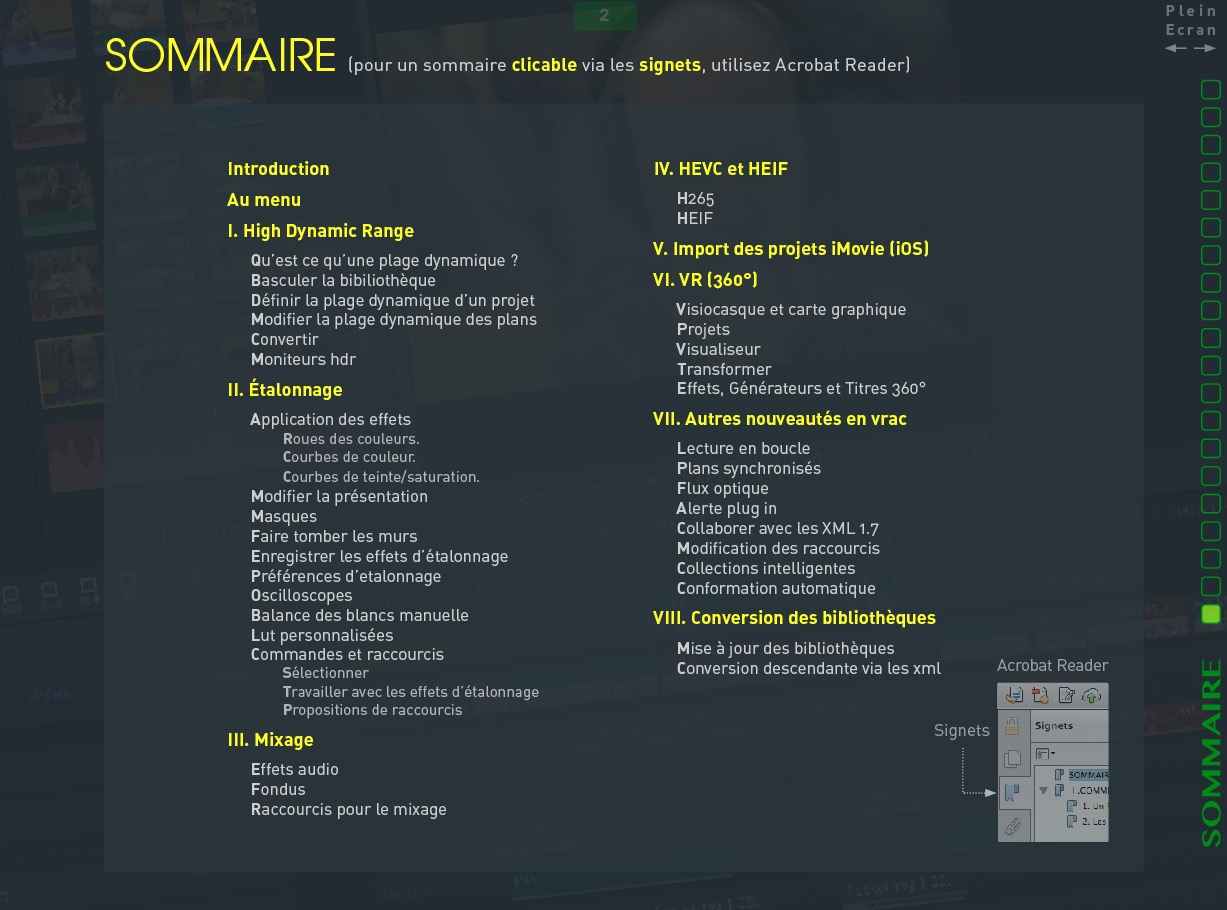 SOMMAIRE 10.4